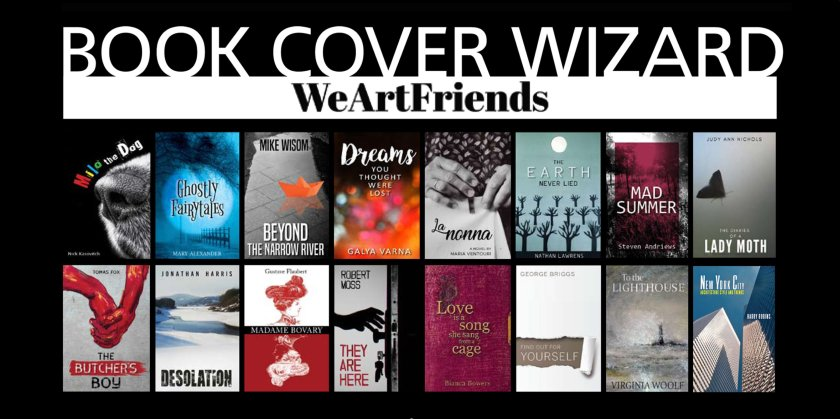 Book cover wizard weartfriends our ordering process before we start designing a book cover solutioingenieria Gallery
